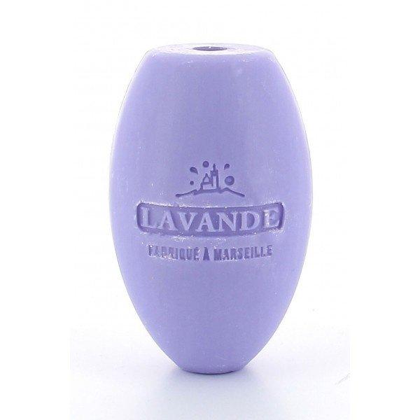 Zeep aan koord ovaal Lavendel 240 g