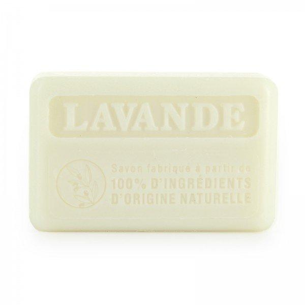 Marseille soap -  100% natuurlijk Lavender 125 g  Palm oil-free