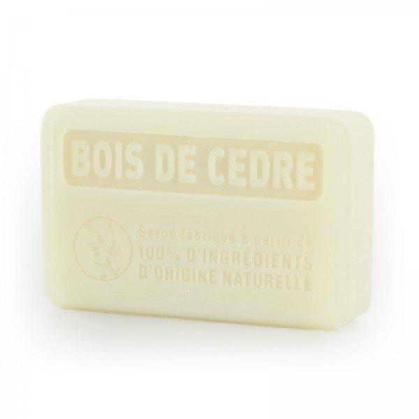 Marseille zeep -  100% natuurlijk Ceder 125 g  Palmolievrij