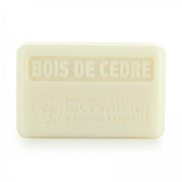 Marseille soap -  100% natuurlijk Cedar 125 g  Palm oil-free