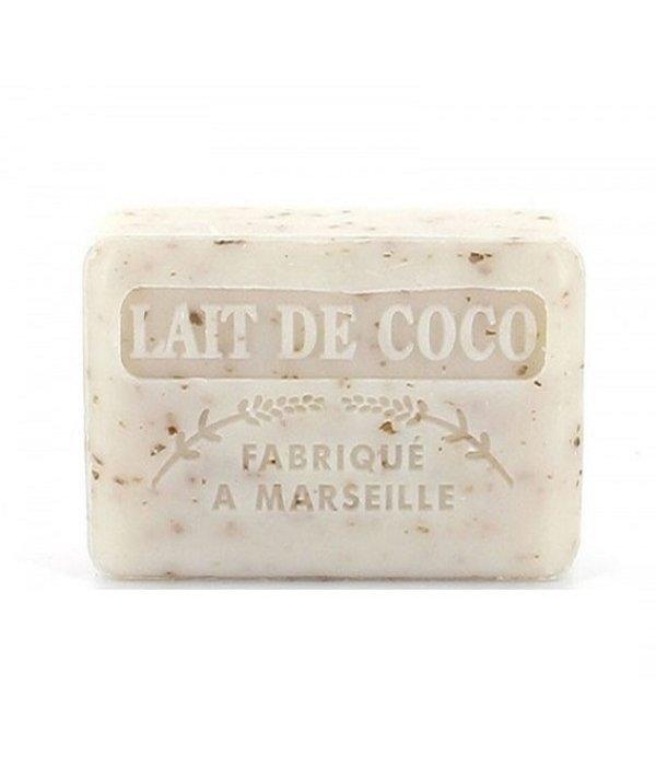 La Savonnette Marseillaise Marseille soap - Coconut Milk
