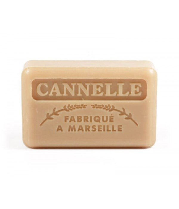 La Savonnette Marseillaise Marseille soap Cinnamon