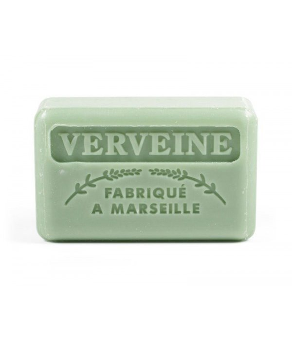 La Savonnette Marseillaise Marseille soap -  Verbena