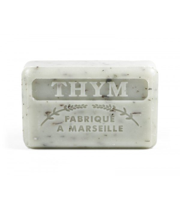 La Savonnette Marseillaise Marseille soap Thyme