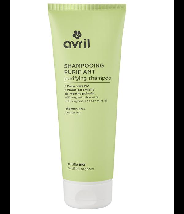 BIO gecertificeerd Shampoo  vet haar Avril