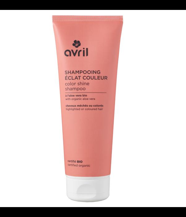 Avril Organic Shampoo Avril  colored hair