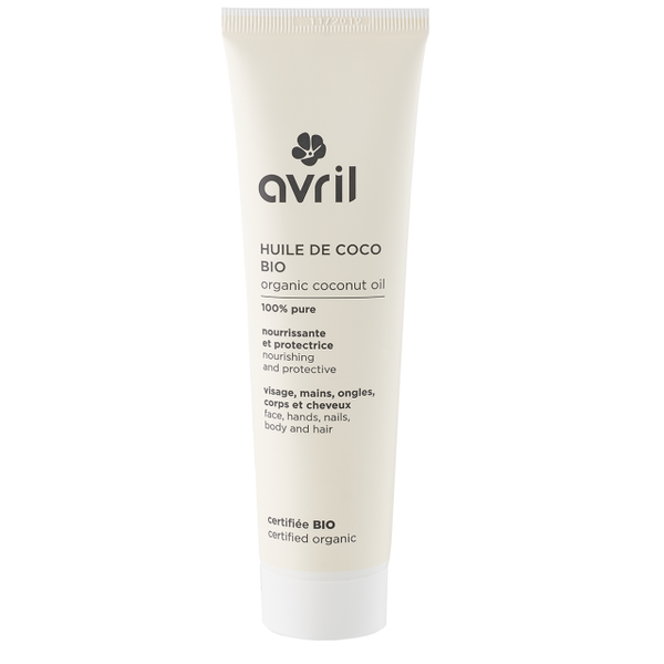Avril certified organic Coconut oil 100ml