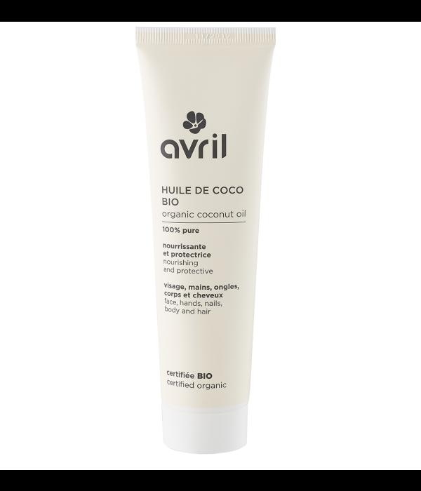 Avril Avril certified organic Coconut oil 100ml