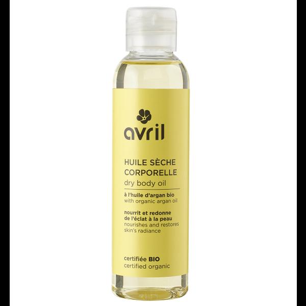 Avril certified organic Dry Body oil ARGAN 150ml