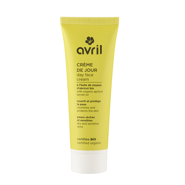 Avril certified organic Day Face Cream 50ml - Dry and Sensitive Skins