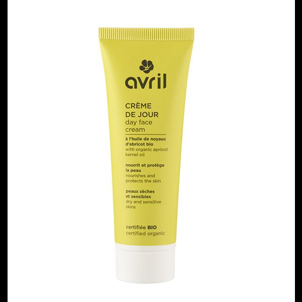 BIO gecertificeerd  Dagcrème 50ml - Droge en Gevoelige huid