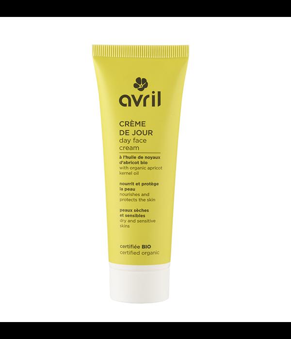 Avril BIO gecertificeerd  Dagcrème 50ml - Droge en Gevoelige huid