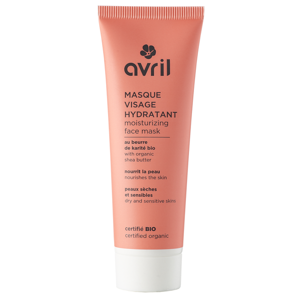 Avril certified organic moisturizing Face Mask 50ml  - dry and sensitive skins