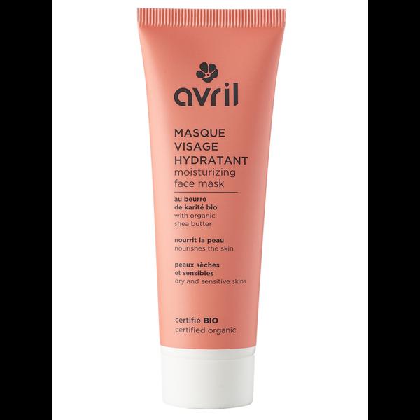 BIO gecertificeerd  Gezichtsmasker 50ml  - Droge en Gevoelige huid