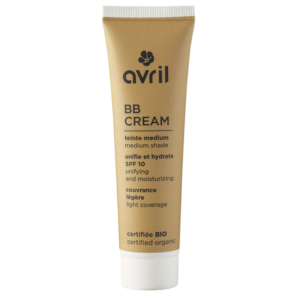Avril certified organic BB Cream 30ml - Medium Shade