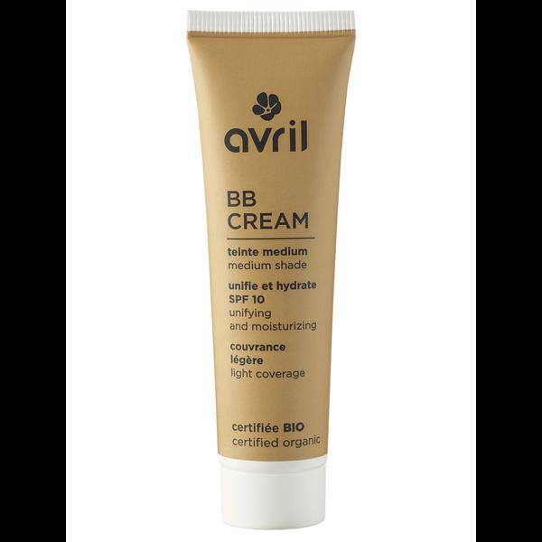 Organic BB Cream Medium Shade