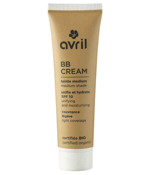 BIO gecertificeerd  BB crème 30ml Medium