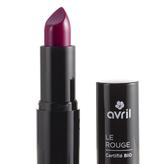 BIO gecertificeerd Avril Lippenstift PRUIM Nr 600