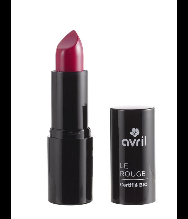 Avril BIO gecertificeerd Avril Lippenstift ROUGE SANG N°636 (Bloed Rood)