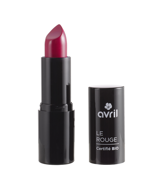 BIO gecertificeerd Avril Lippenstift ROUGE SANG N°636 (Bloed Rood)