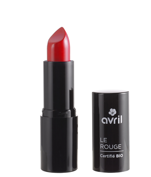 Avril Avril certified organic LIPSTICK COQUELICOT N°597