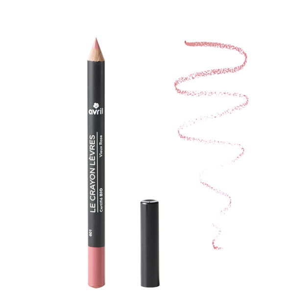 Avril certified organic LIP PENCIL VIEUX ROSE