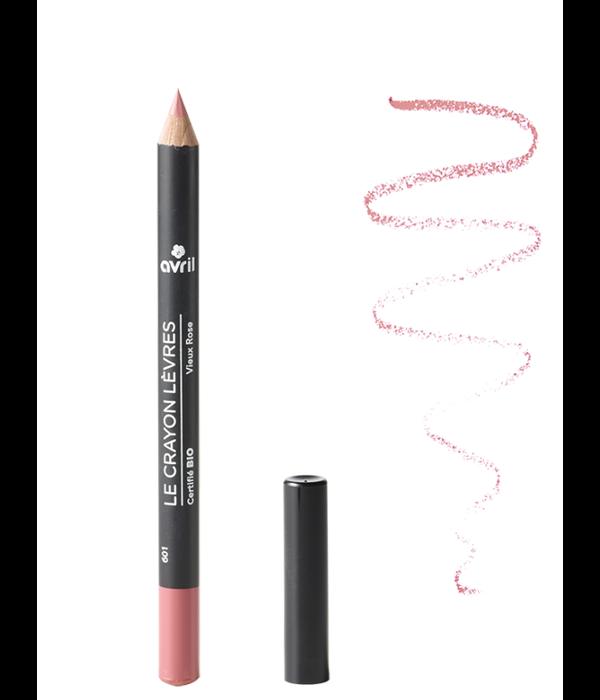 Avril BIO gecertificeerd Avril Lip liner VIEUX ROSE