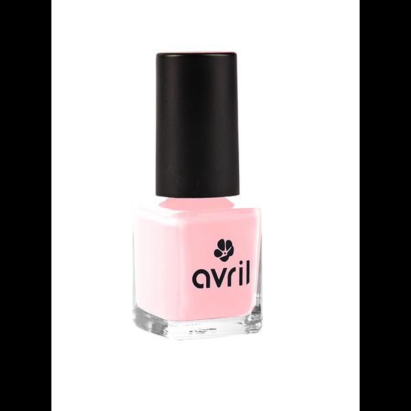 Avril certified organic NAIL POLISH 7ml - FRENCH ROSE N°88