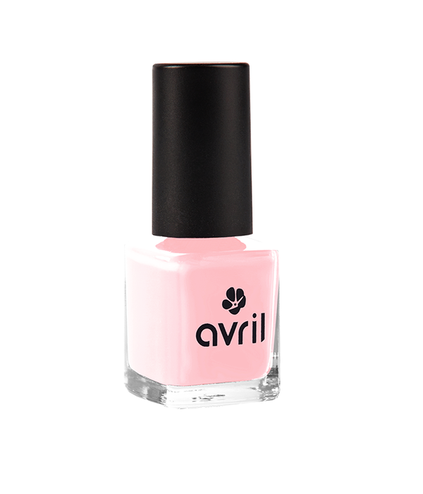 Avril Avril certified organic NAIL POLISH 7ml - FRENCH ROSE N°88