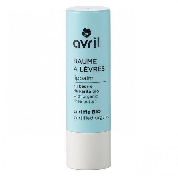 Lip Balm In Stick Certified Organic