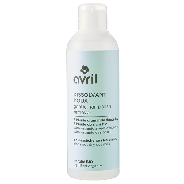 Avril certified organic Gentle NAIL POLISH Remover 200ml