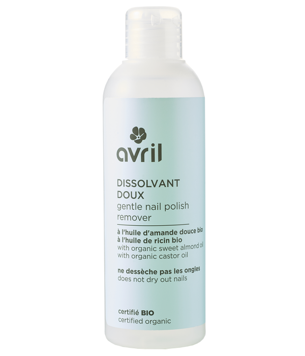 Avril Avril certified organic Gentle NAIL POLISH Remover 200ml