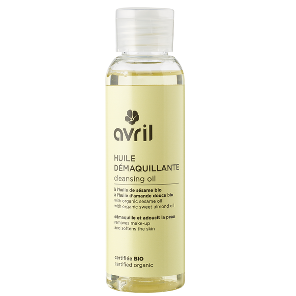 Avril certified organic CLEANSING OIL 100ml