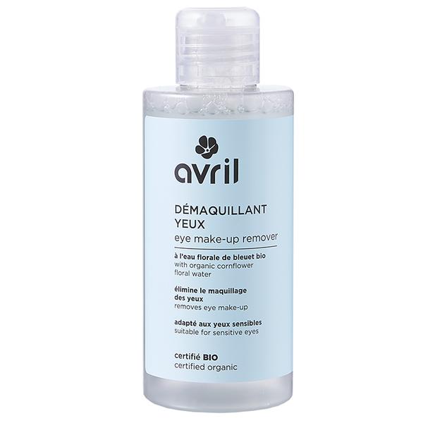 Avril certified organic EYE MAKE UP REMOVER 150 ml