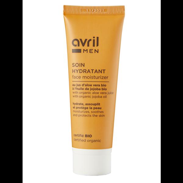 Organic Face Moisturizer For Men Avril 50ml