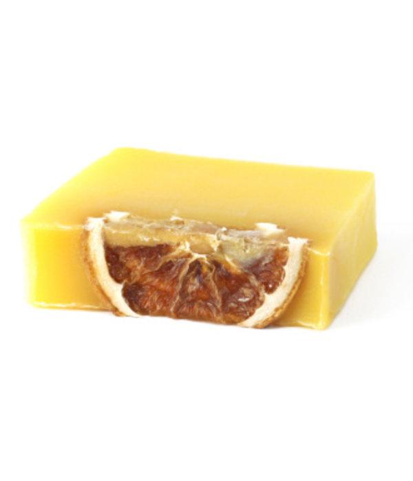 Bathroom Heaven Natuurlijke handgemaakte zeep -  Sinaasappel