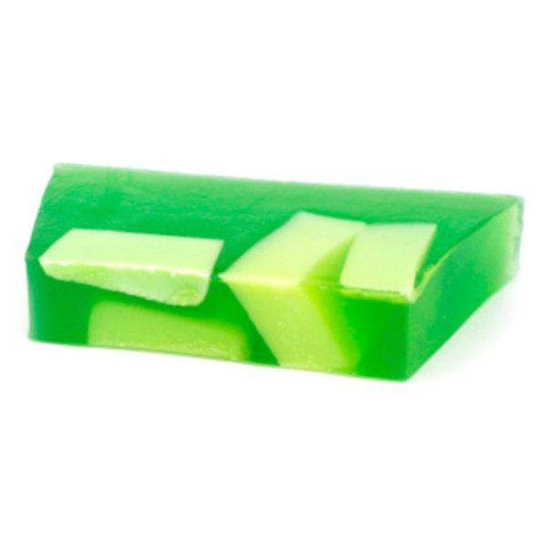 Natuurlijke handgemaakte zeep -  Heerlijke meloen