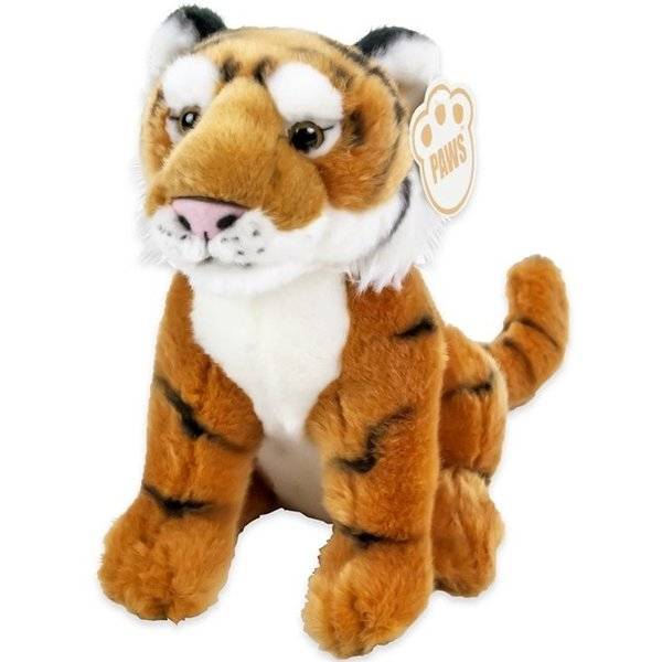 Plush Earth Collection Tiger 25cm