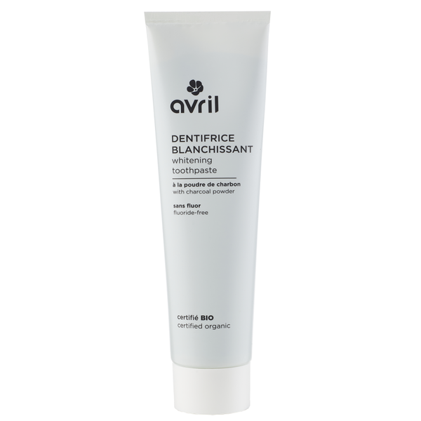 Avril certified organic Whitening Toothpaste 100ml