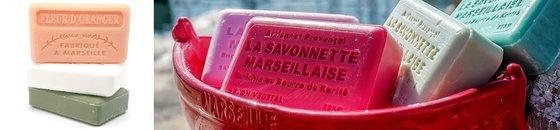 Ambachtelijke zeepjes uit Marseille