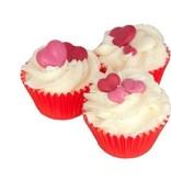 Autour du Bain Mini Cupcake Cranberry