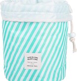 AW Bathroom and Soap Accessories Toiletry bag - Cosmetica Organizer - Green