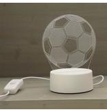 Ledlamp Voetbal