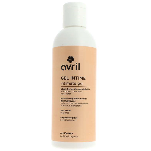 Avril certified organic Intimate Gel 200ml