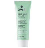 Avril Avril certified organic Face scrub 50ml - All skin types