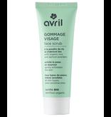 Avril BIO gecertificeerd  Gezichtsscrub 50ml  - Alle huidtypes (ook gevoelige huid)