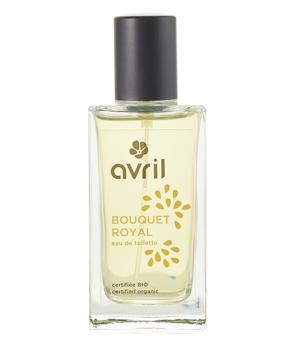 Avril BIO gecertificeerd  Eau de Toilette Bouquet Royal 50ml