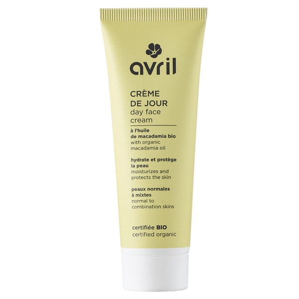 Avril certified organic Day Face Cream 50ml - Normal to combination skins