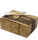 AW Accessoiries Box of 200 Bamboo Cotton Buds