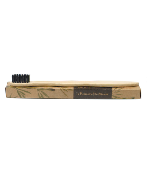 AW Accessoiries Bamboo Toothbrush - Medium Soft